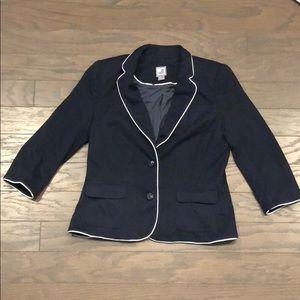 Size small JCP blue blazer